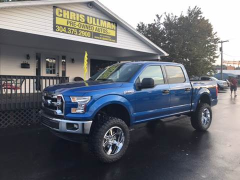 2017 Ford F-150 for sale in Williamstown, WV