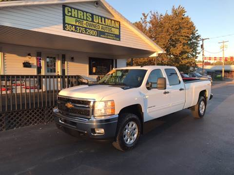 2012 Chevrolet Silverado 3500HD for sale in Williamstown, WV