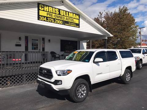 2016 Toyota Tacoma for sale in Williamstown, WV