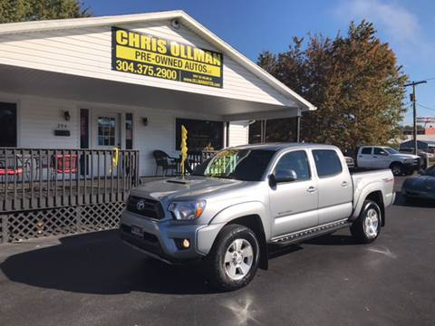 2015 Toyota Tacoma for sale in Williamstown, WV
