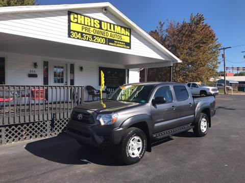 2014 Toyota Tacoma for sale in Williamstown, WV
