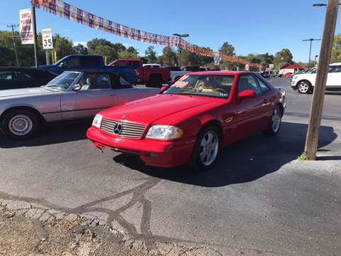 1999 Mercedes-Benz SL-Class for sale in Williamstown, WV