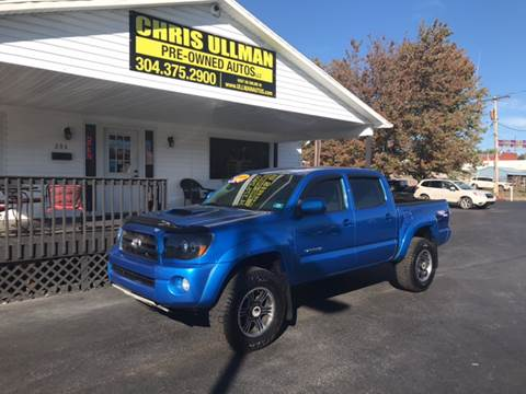 2009 Toyota Tacoma for sale in Williamstown, WV