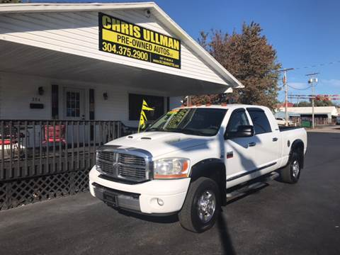 2006 Dodge Ram Pickup 2500 for sale in Williamstown, WV