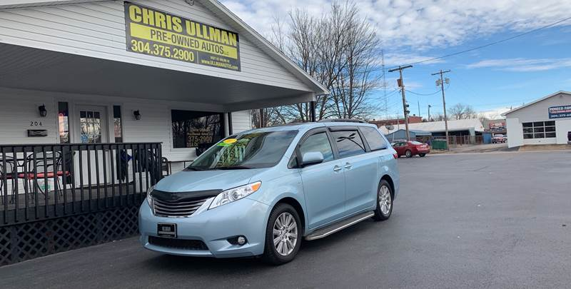 34fe75fd3f Used 2016 Toyota Sienna For Sale in Morgantown