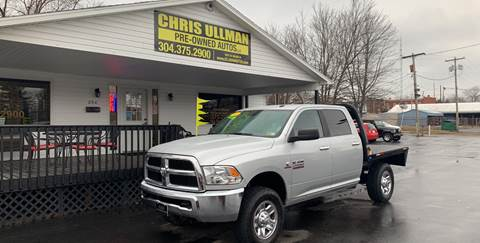 2018 RAM Ram Pickup 2500 for sale in Williamstown, WV