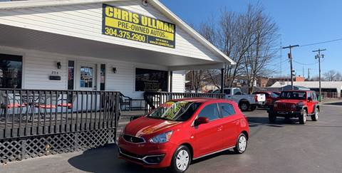 2018 Mitsubishi Mirage for sale in Williamstown, WV