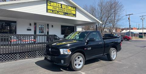 2014 RAM Ram Pickup 1500 for sale in Williamstown, WV