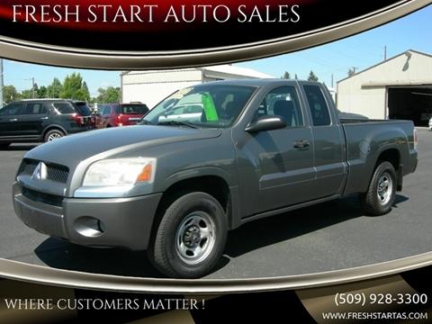 2007 Mitsubishi Raider for sale in Spokane Valley, WA