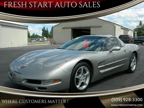 Fresh Start Auto Sales Car Dealer In Spokane Valley Wa