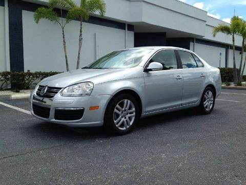 2007 Volkswagen Jetta for sale at Clearwater Auto Sales in Clearwater FL