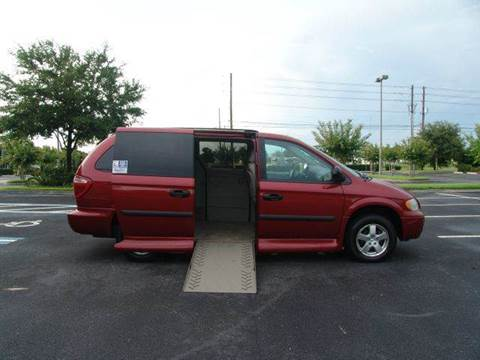 2007 Dodge Grand Caravan for sale at Clearwater Auto Sales in Clearwater FL