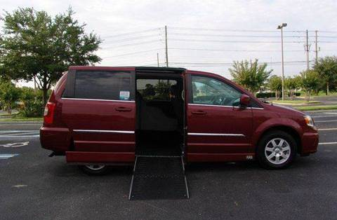 2012 Chrysler Town and Country for sale at Clearwater Auto Sales in Clearwater FL