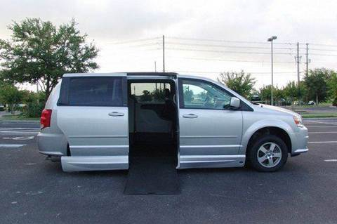 2012 Dodge Grand Caravan for sale at Clearwater Auto Sales in Clearwater FL