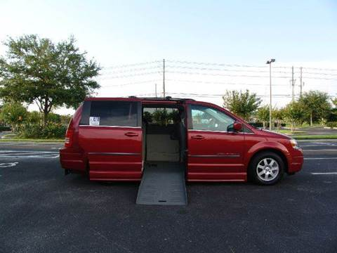 2010 Chrysler Town and Country for sale at Clearwater Auto Sales in Clearwater FL