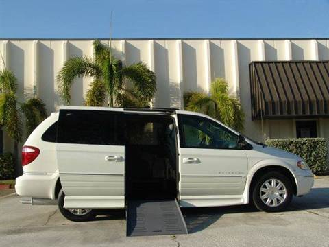 2005 Chrysler Town and Country for sale at Clearwater Auto Sales in Clearwater FL