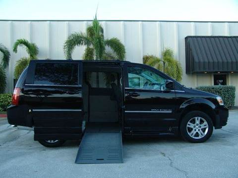 2010 Dodge Grand Caravan for sale at Clearwater Auto Sales in Clearwater FL
