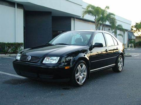 2003 Volkswagen Jetta for sale at Clearwater Auto Sales in Clearwater FL