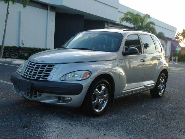 2001 Chrysler PT Cruiser for sale at Clearwater Auto Sales in Clearwater FL