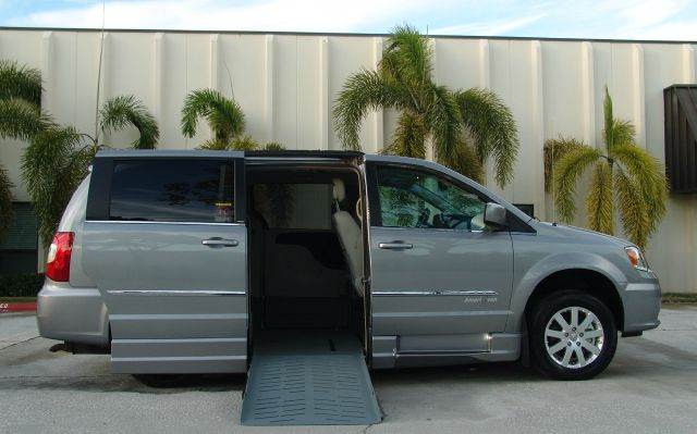 2013 Chrysler Town and Country for sale at Clearwater Auto Sales in Clearwater FL