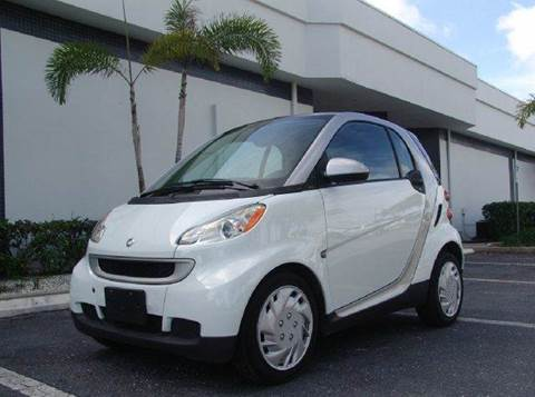 2010 Smart fortwo for sale at Clearwater Auto Sales in Clearwater FL