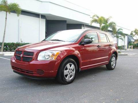 2008 Dodge Caliber for sale at Clearwater Auto Sales in Clearwater FL
