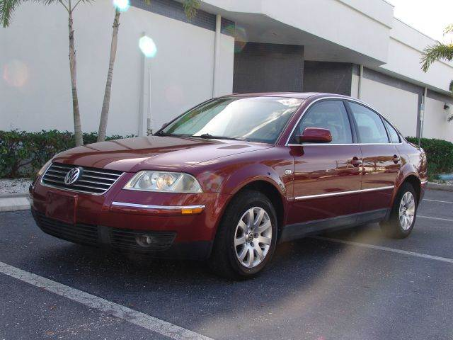 2003 Volkswagen Passat for sale at Clearwater Auto Sales in Clearwater FL