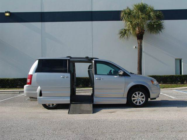 2008 Chrysler Town and Country for sale at Clearwater Auto Sales in Clearwater FL