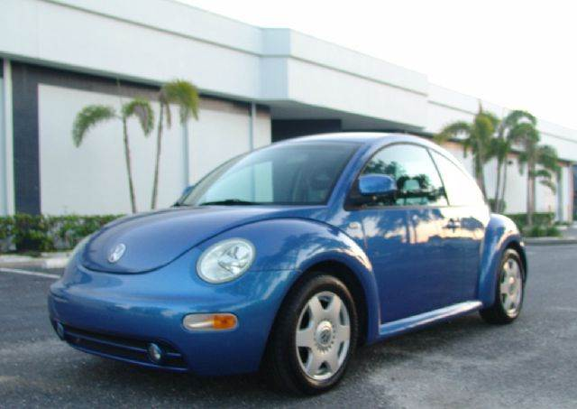 1999 Volkswagen New Beetle for sale at Clearwater Auto Sales in Clearwater FL