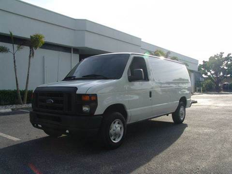2008 Ford E-Series Cargo for sale at Clearwater Auto Sales in Clearwater FL