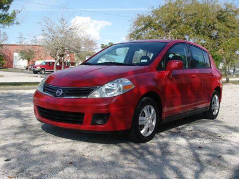 2011 Nissan Versa for sale at Clearwater Auto Sales in Clearwater FL