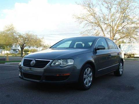 2006 Volkswagen Passat for sale at Clearwater Auto Sales in Clearwater FL
