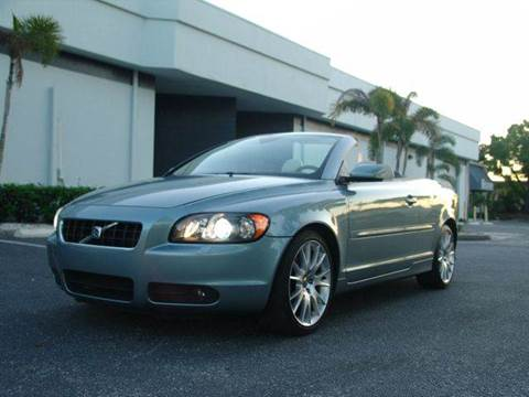 2007 Volvo C70 for sale at Clearwater Auto Sales in Clearwater FL