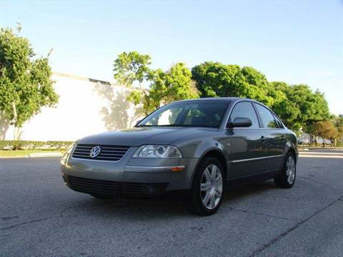 2004 Volkswagen Passat for sale at Clearwater Auto Sales in Clearwater FL