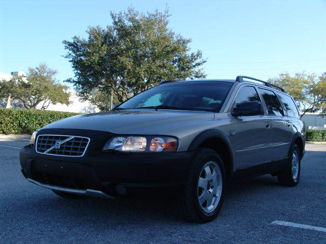 2002 Volvo XC for sale at Clearwater Auto Sales in Clearwater FL