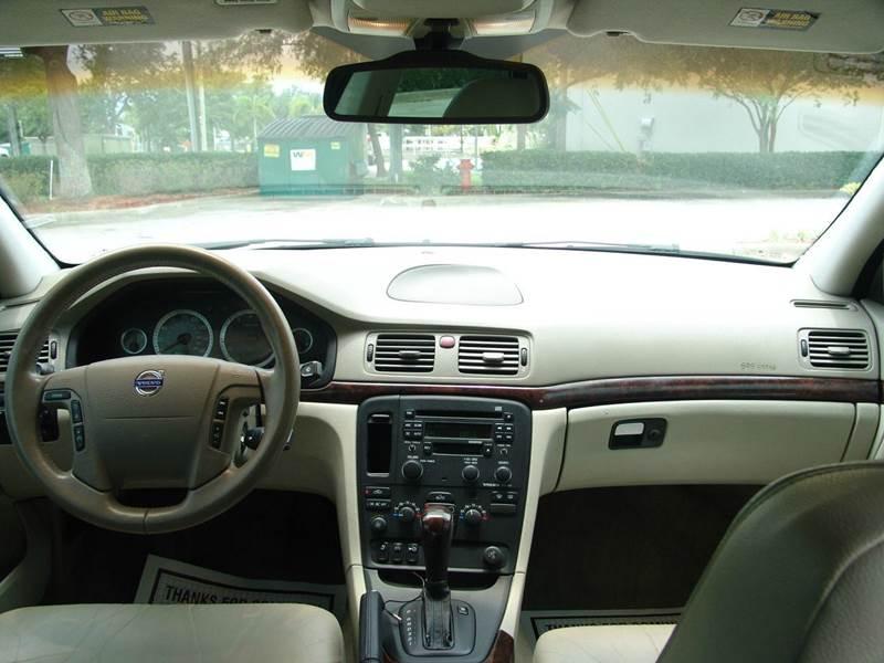 2004 Volvo S80 2.9 4dr Sedan - Clearwater FL