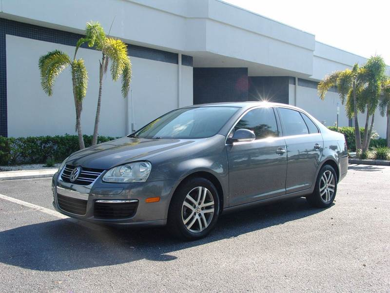 2006 Volkswagen Jetta for sale at Clearwater Auto Sales in Clearwater FL
