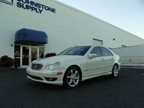 2007 Mercedes-Benz C-Class for sale at Clearwater Auto Sales in Clearwater FL