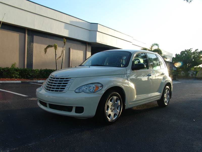 2006 Chrysler PT Cruiser for sale at Clearwater Auto Sales in Clearwater FL