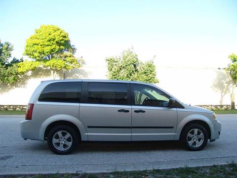 2008 Dodge Grand Caravan for sale at Clearwater Auto Sales in Clearwater FL