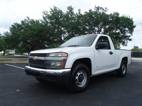 2006 Chevrolet Colorado for sale at Clearwater Auto Sales in Clearwater FL