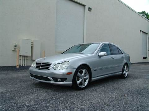 2006 Mercedes-Benz C-Class for sale at Clearwater Auto Sales in Clearwater FL
