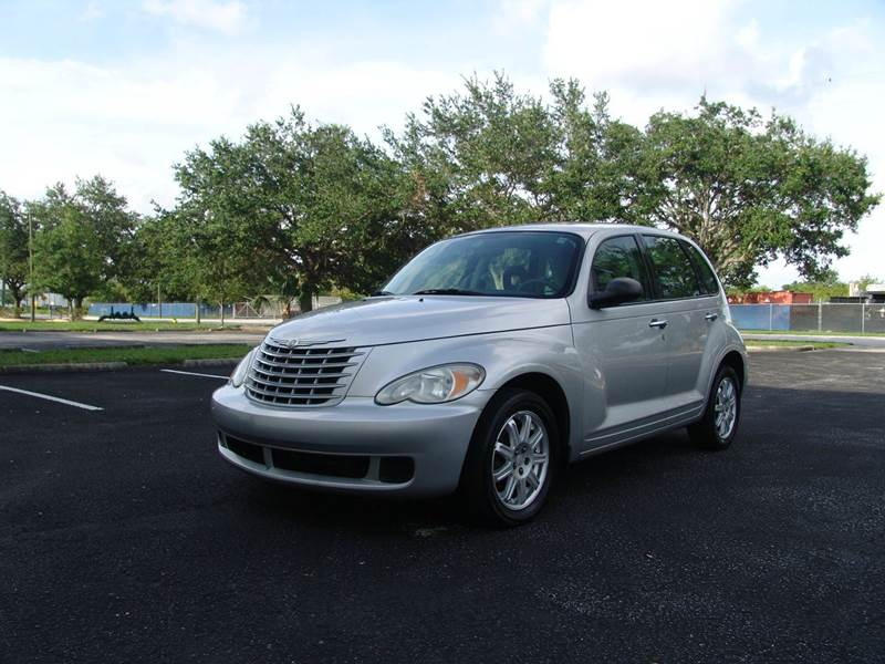 2007 Chrysler PT Cruiser for sale at Clearwater Auto Sales in Clearwater FL