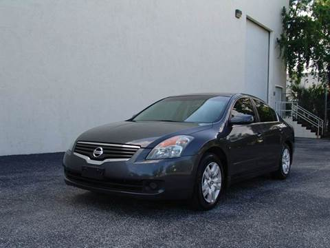 2009 Nissan Altima for sale at Clearwater Auto Sales in Clearwater FL