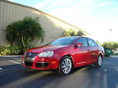 2009 Volkswagen Jetta for sale at Clearwater Auto Sales in Clearwater FL