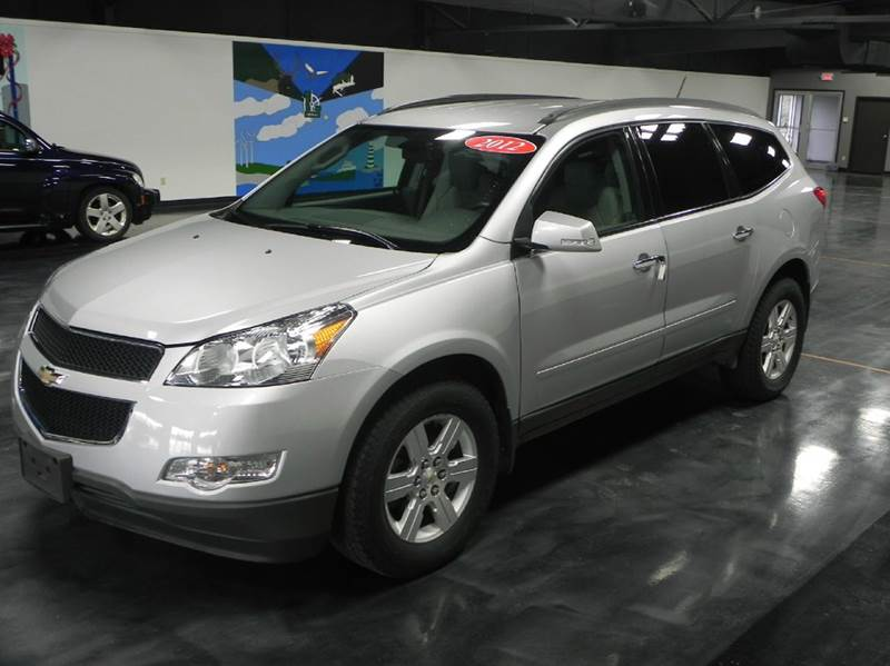 2012 Chevrolet Traverse for sale at Thompson Car Company in Bad Axe MI
