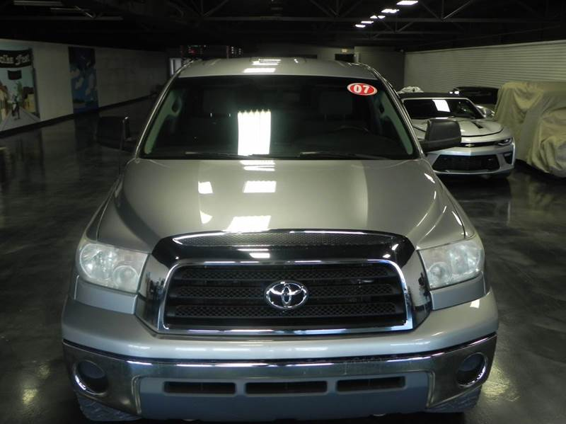 2007 Toyota Tundra SR5 4dr Double Cab 4WD SB (4 7L V8) In Bad Axe MI