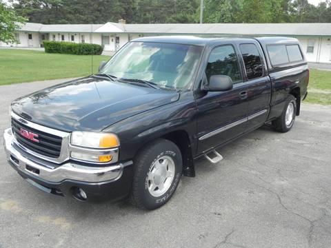 2003 GMC Sierra 1500 for sale in Bad Axe, MI