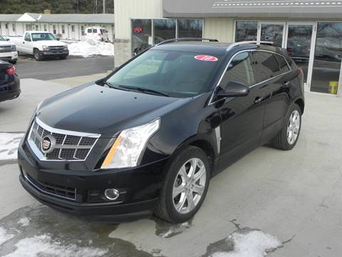 2010 Cadillac SRX Premium Collection for sale at Thompson Car Co. in Bad Axe MI