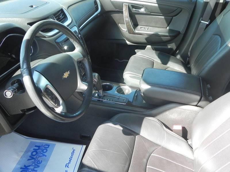 2015 Chevrolet Traverse AWD LTZ 4dr SUV - Bad Axe MI